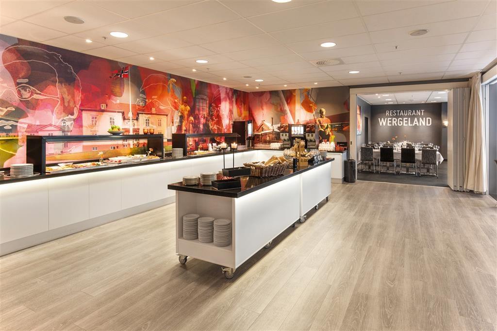 Best Western LetoHallen Hotel - Le petit déjeuner buffet