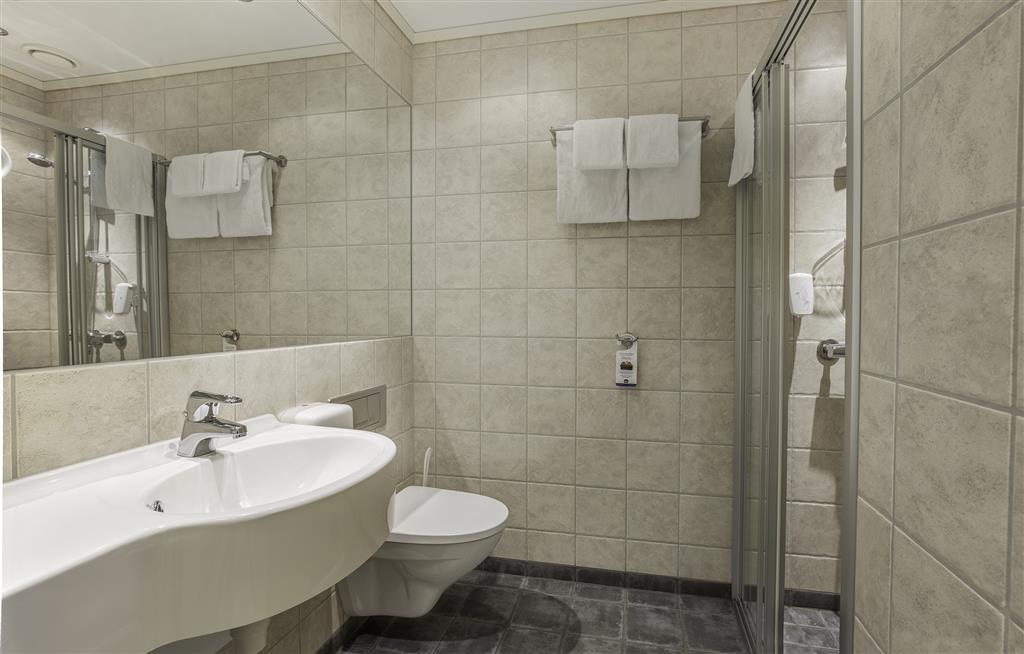 Best Western LetoHallen Hotel - Salle de bains standard