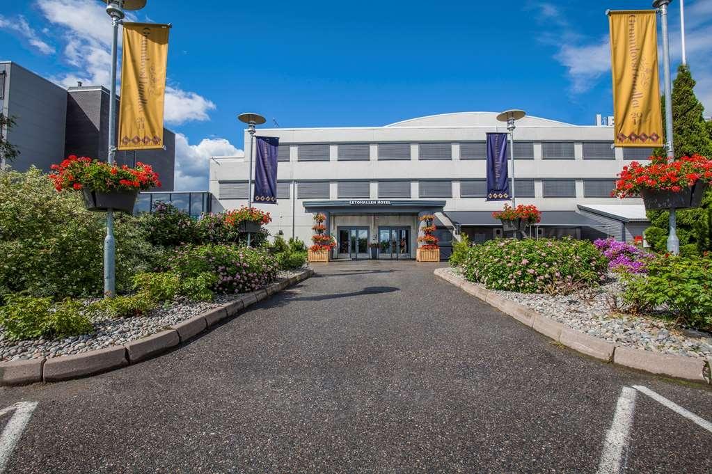 Best Western LetoHallen Hotel - Facciata dell'albergo