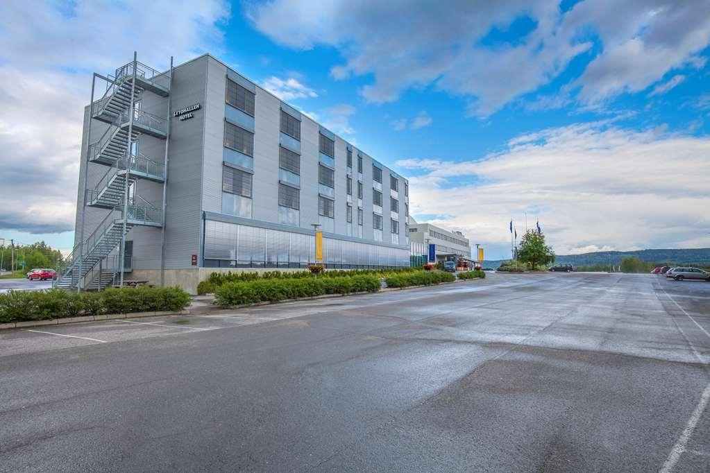 Best Western LetoHallen Hotel - Vue sur l'extérieur