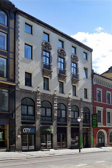 Best Western Plus City Hotel - Area esterna