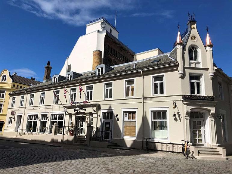 Best Western Plus Hotel Bakeriet - Facade