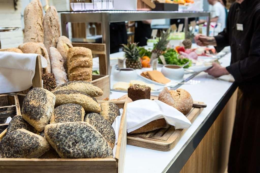 Best Western Plus Hotel Bakeriet - Restaurant / Gastronomie