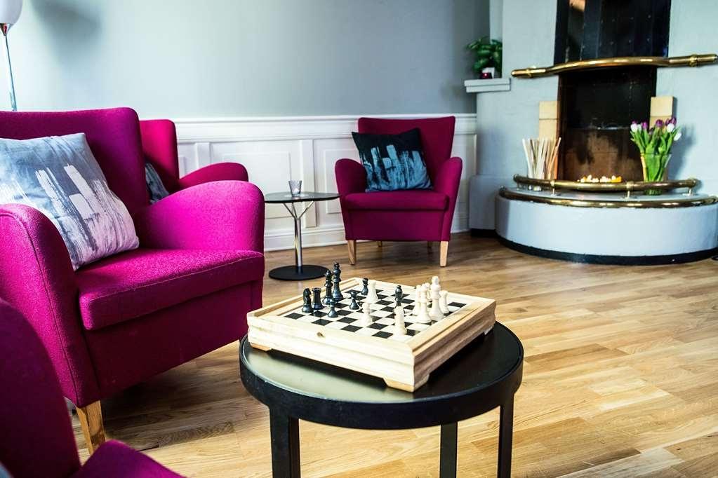 Best Western Plus Hotel Bakeriet - Tv and games room