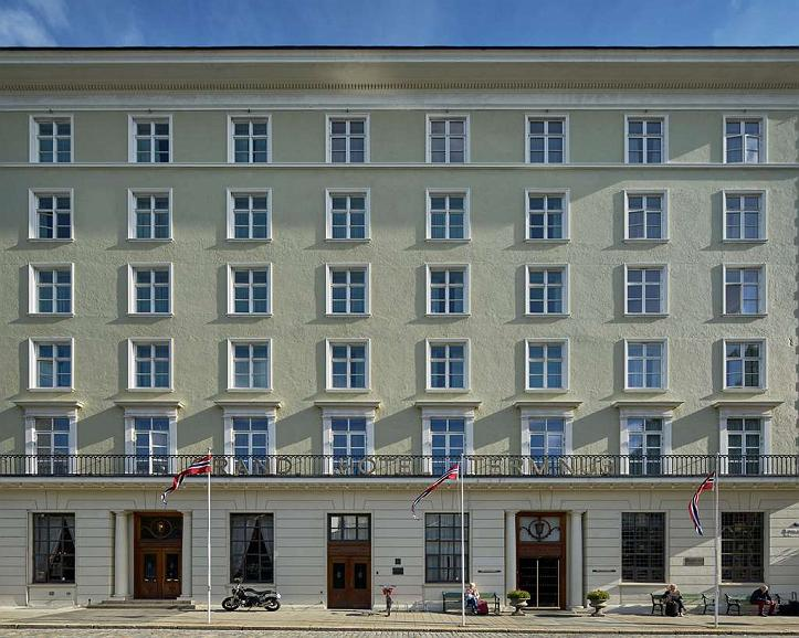 Grand Hotel Terminus, BW Premier Collection - Area esterna
