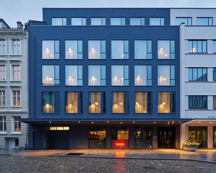 Hotel Zander K - Aussenansicht