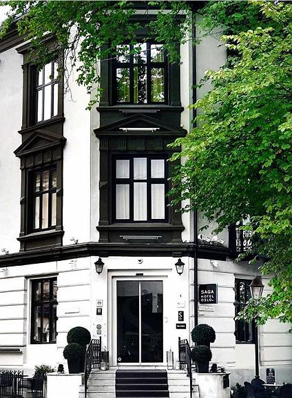 Saga Hotel Oslo, BW Premier Collection - Aussenansicht