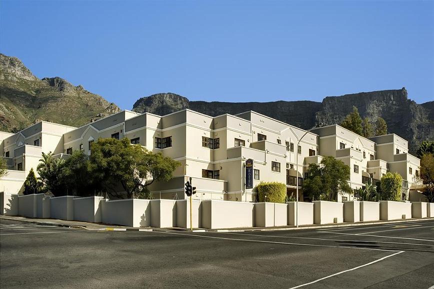 Best Western Cape Suites Hotel - Außenansicht