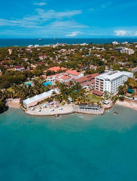 Best Western Coral Beach Hotel - Area esterna