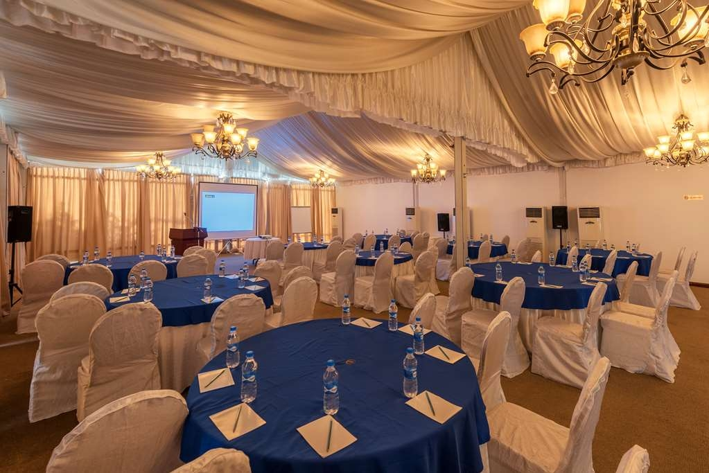 Best Western Coral Beach Hotel - Seafront Marquee Conference