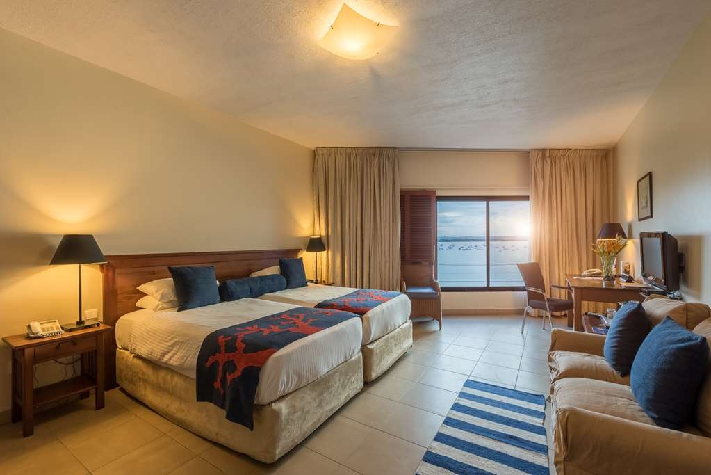 Best Western Coral Beach Hotel - Superior Twin: Twin Bed, Private Bathroom, Working Desk, Sea View, Sofa Lounge, Tea/Coffee Maker, Safe, Minibar