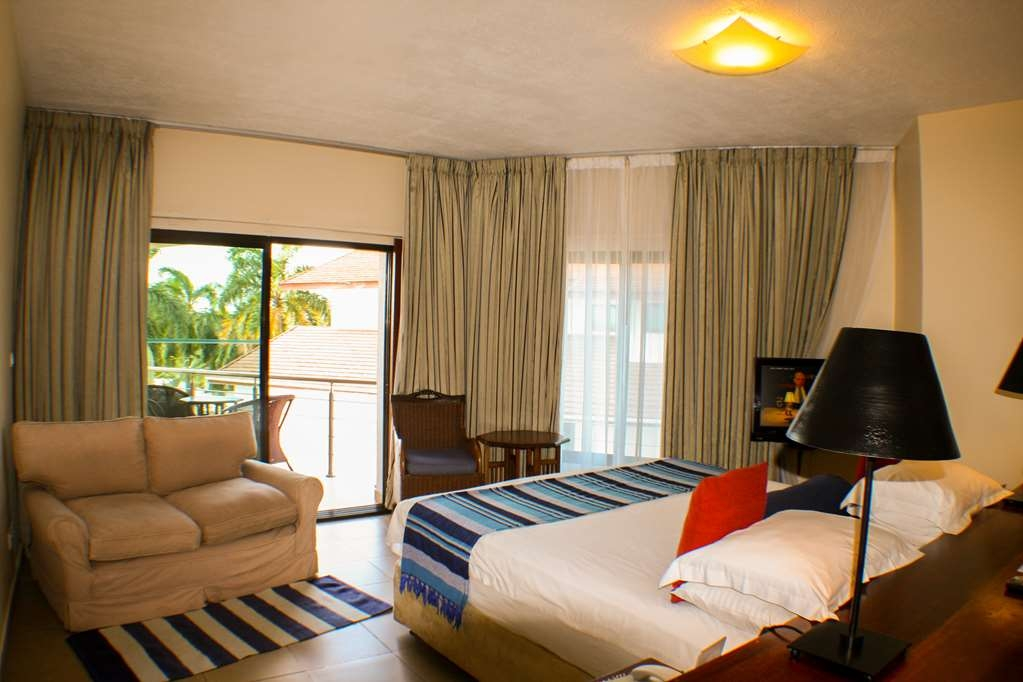Best Western Coral Beach Hotel - Deluxe King: 1 King Size Bed, Private Sea view Balcony, Private Bathroom, Working Desk, Sofa Lounge