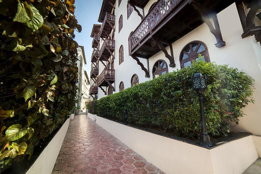 Best Western Plus Zanzibar - Aussenansicht
