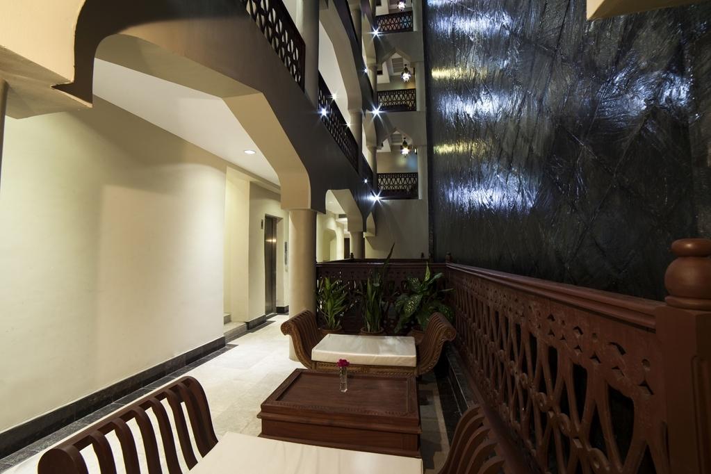Best Western Plus Zanzibar - Vue du lobby