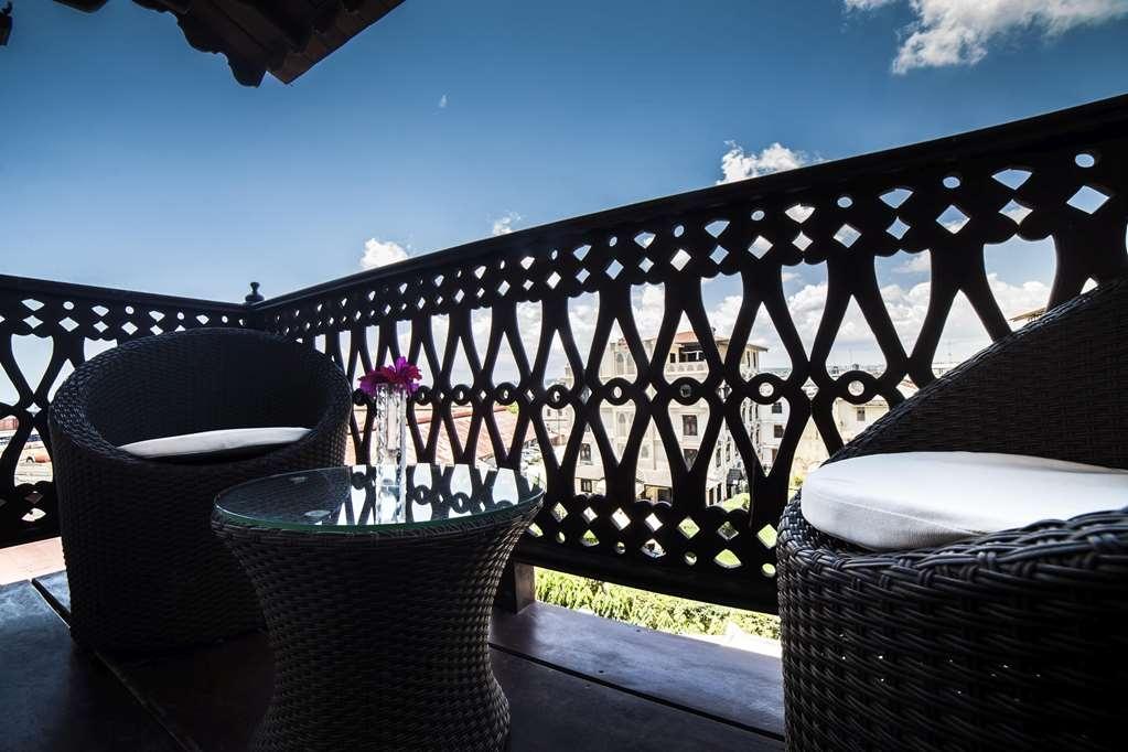 Best Western Plus Zanzibar - Guest Room Balcony
