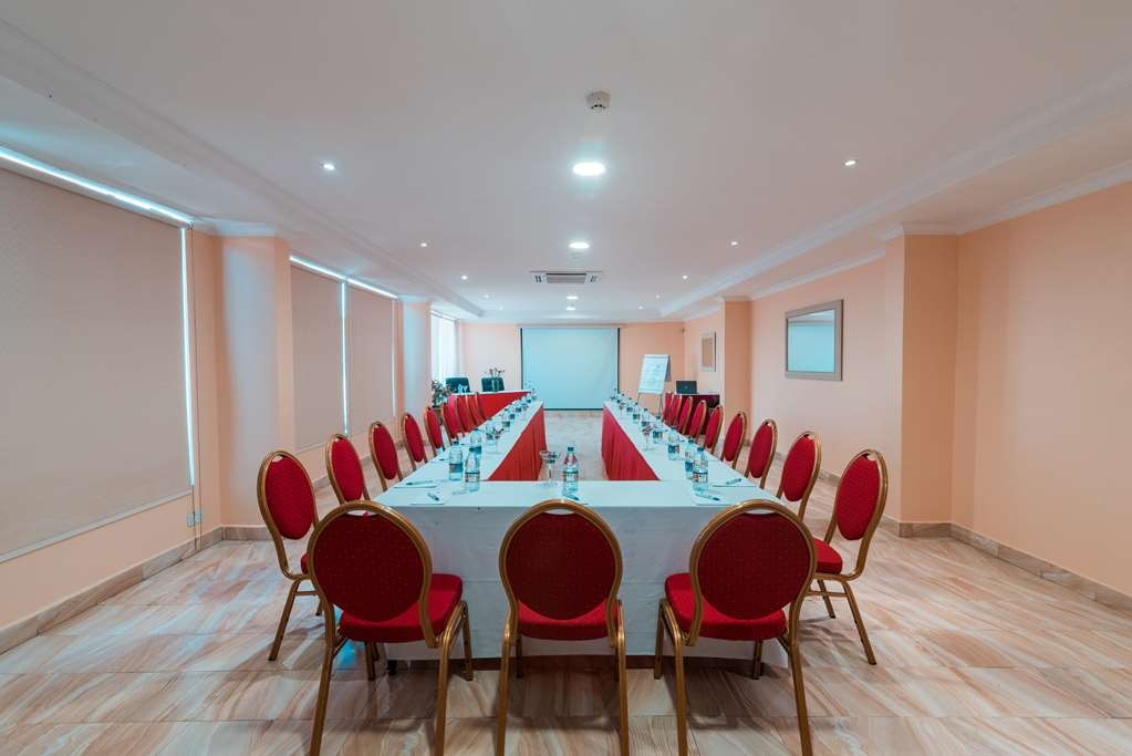 Best Western CBD Hotel - Conference Room