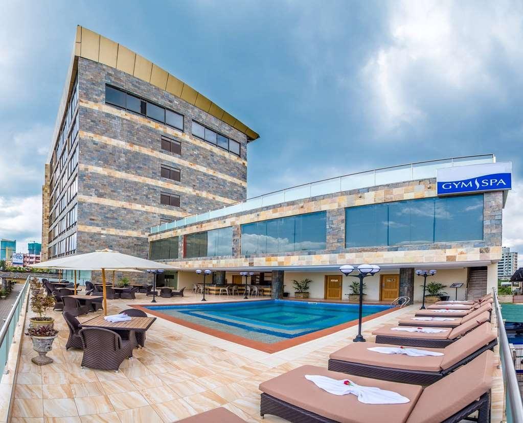 Best Western CBD Hotel - Vista de la piscina