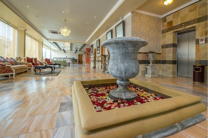 Best Western CBD Hotel - Hotel Lobby
