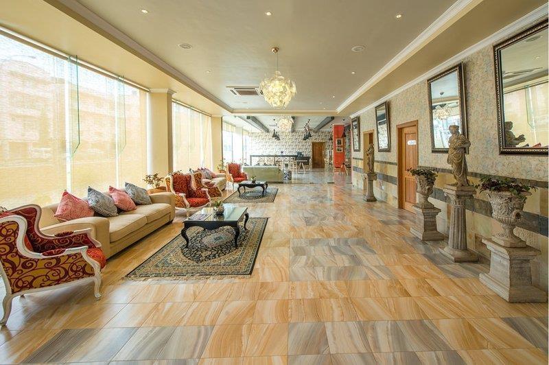 Best Western CBD Hotel - Vista del vestíbulo