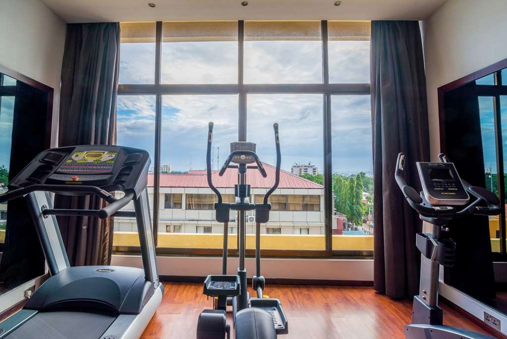 Best Western Plus Peninsula Hotel - Club de remise en forme