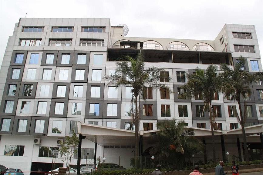 Best Western Plus Meridian Hotel - Aussenansicht