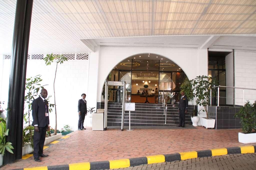 Best Western Plus Meridian Hotel - Façade