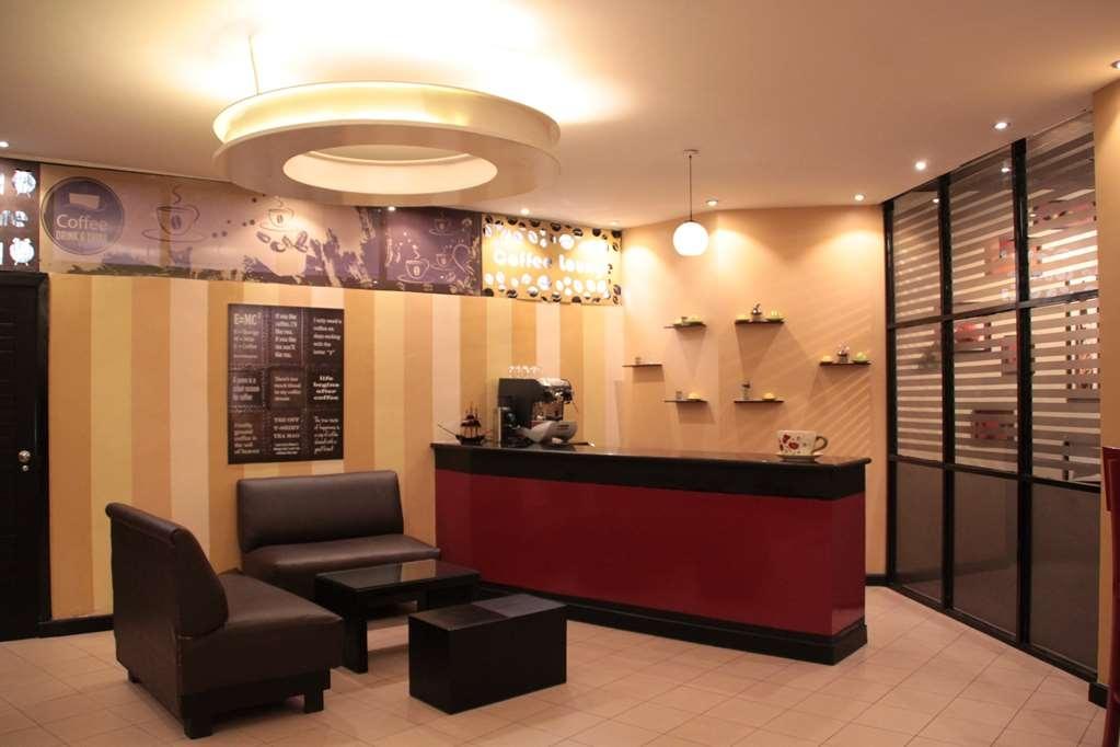 Best Western Plus Meridian Hotel - kaffeehaus
