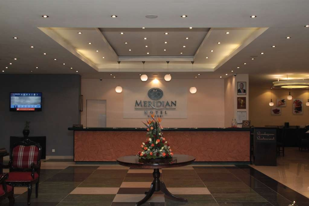 Best Western Plus Meridian Hotel - Hall