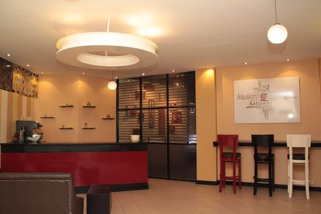 Best Western Plus Meridian Hotel - café