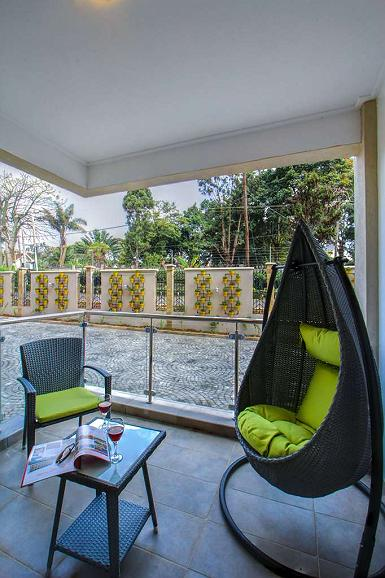 Executive Residency by Best Western Nairobi - Patio