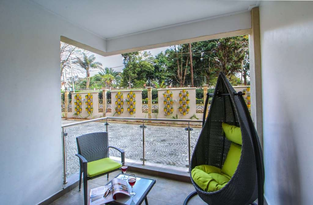 Executive Residency by Best Western Nairobi - exterior-característica