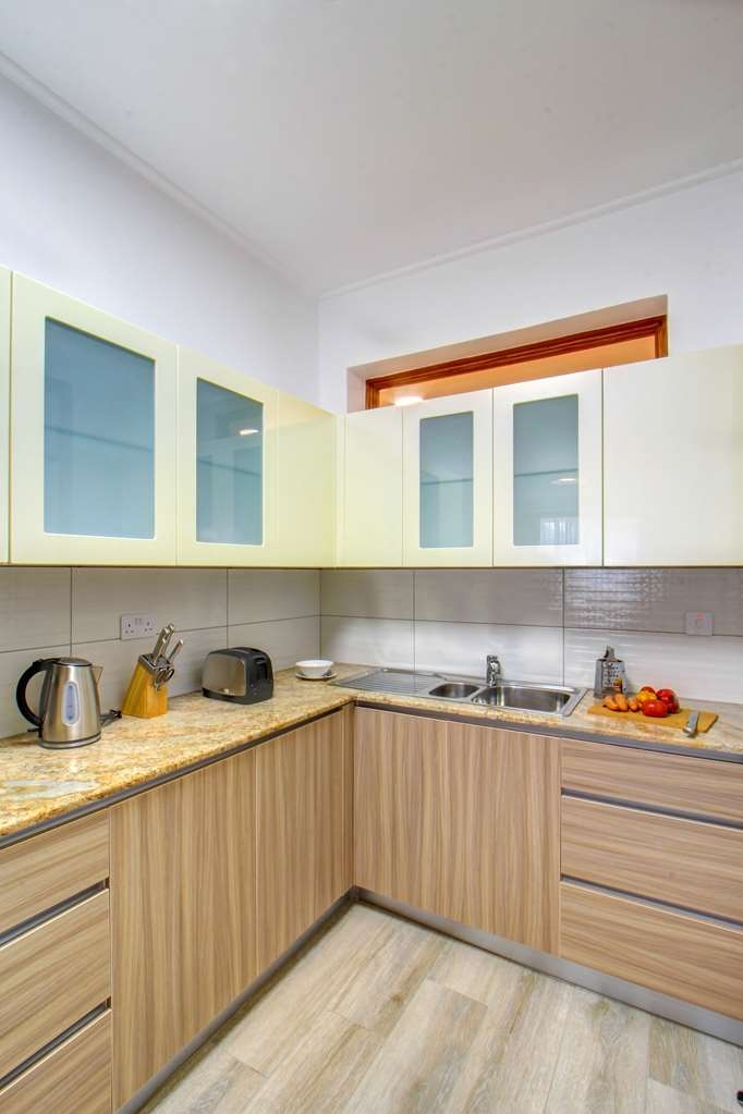 Executive Residency by Best Western Nairobi - Apartamento-cocina