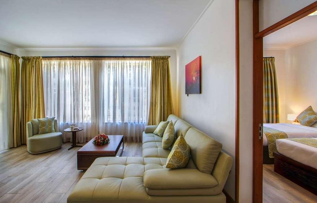 Executive Residency by Best Western Nairobi - Apartamento-vida