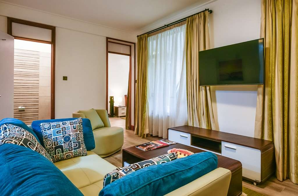 Executive Residency by Best Western Nairobi - habitación de huéspedes-amenidad
