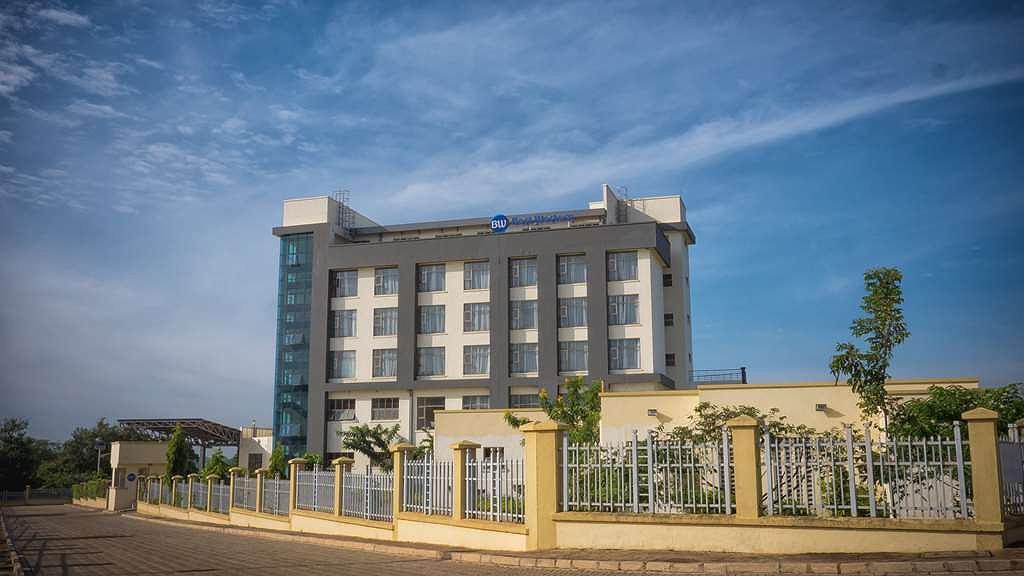 Best Western Kisumu Hotel - Aussenansicht