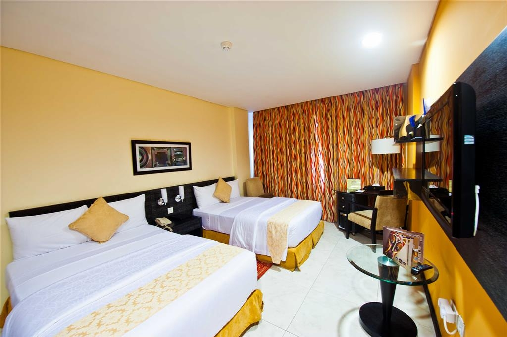 Best Western Premier Accra Airport Hotel - Two Single Bed Guest Room