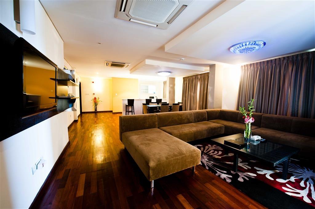 Best Western Premier Accra Airport Hotel - Suite