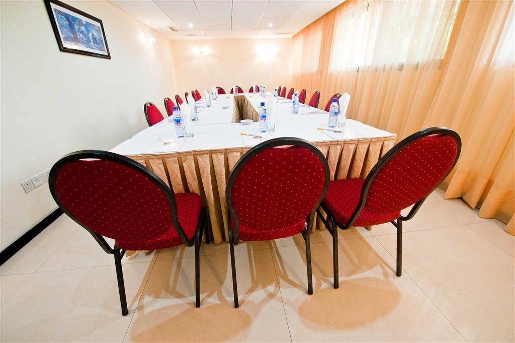 Best Western Premier Accra Airport Hotel - Tagungsraum