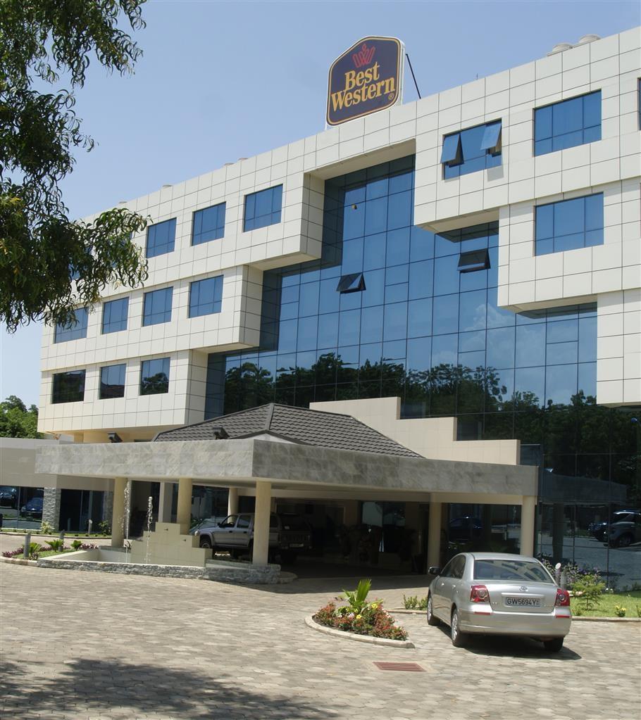 Best Western Premier Accra Airport Hotel - Facciata dell'albergo