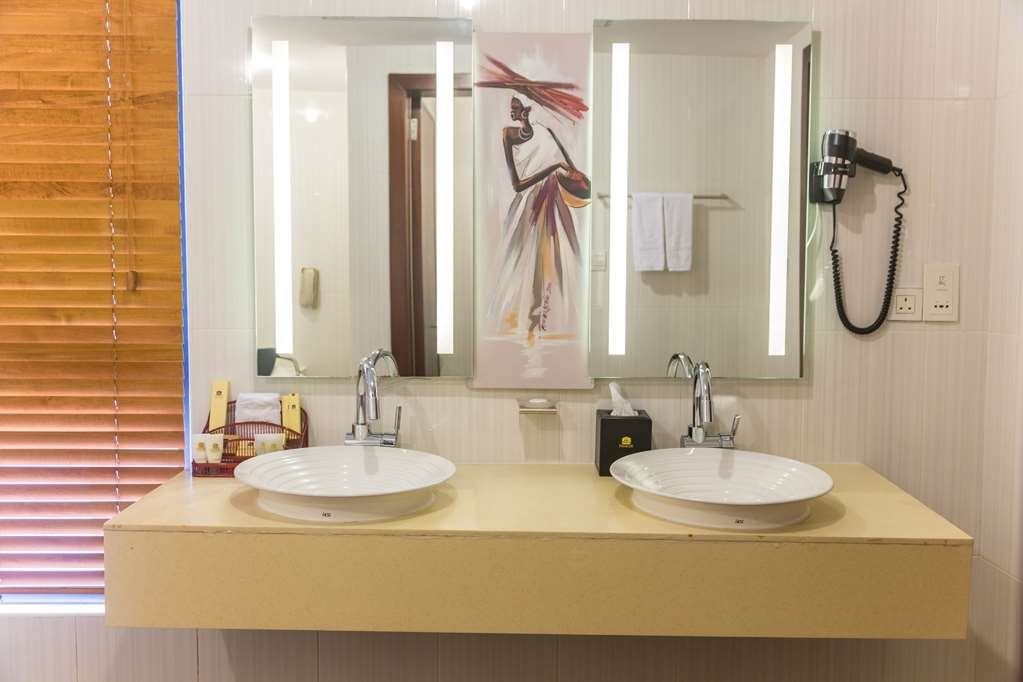 Best Western Premier Accra Airport Hotel - Bagno