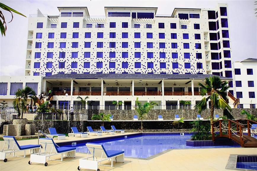 Best Western Plus Atlantic Hotel - Vue de l'extérieur