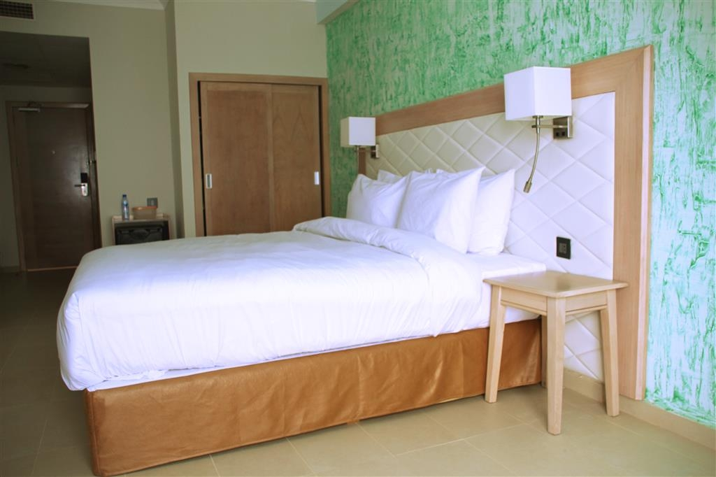 Best Western Plus Atlantic Hotel - Camera con letto matrimoniale