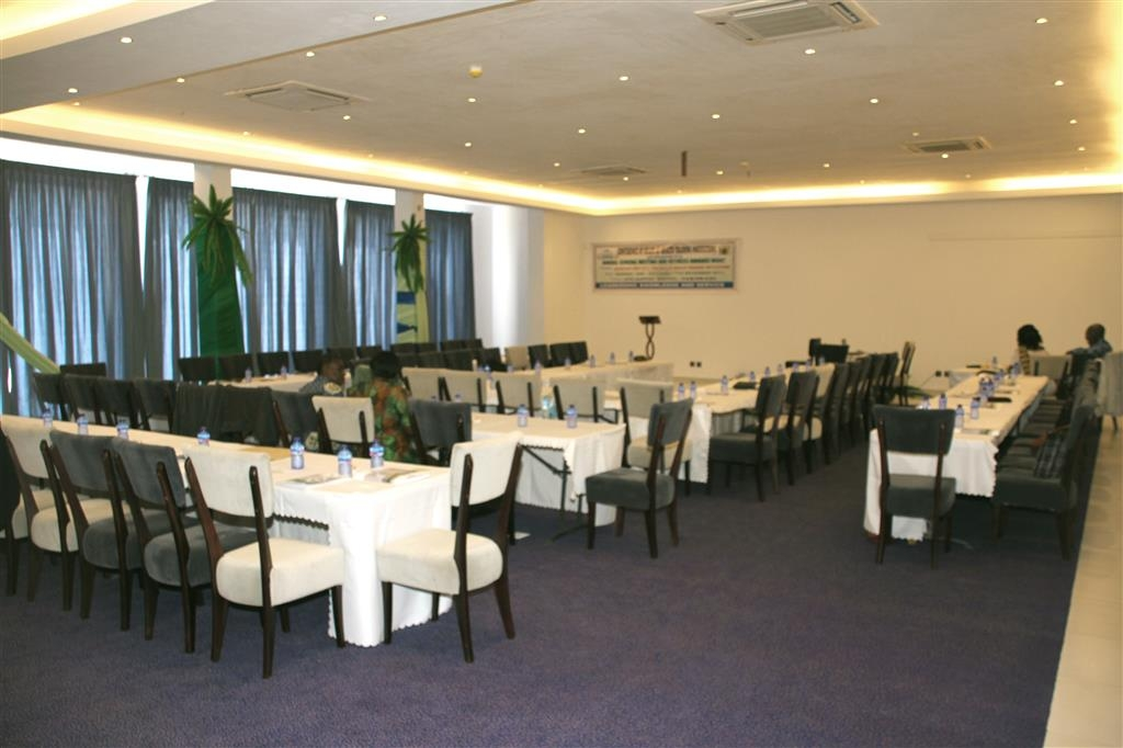 Best Western Plus Atlantic Hotel - Sala conferenze