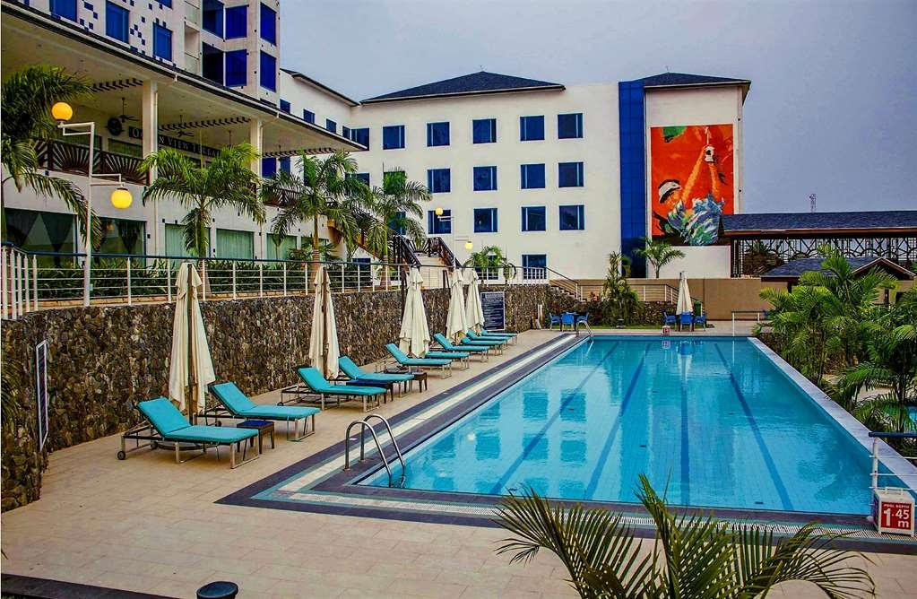 Best Western Plus Atlantic Hotel - Piscina