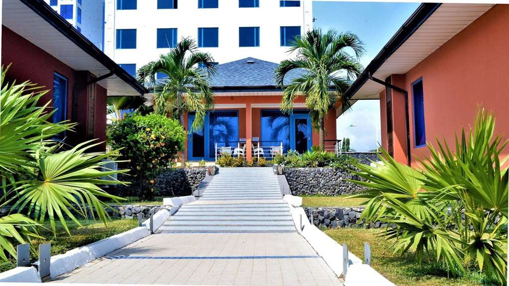 Best Western Plus Atlantic Hotel - Façade