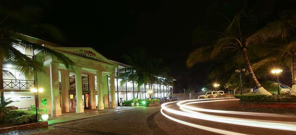 Best Western Plus Accra Beach Hotel - Aussenansicht