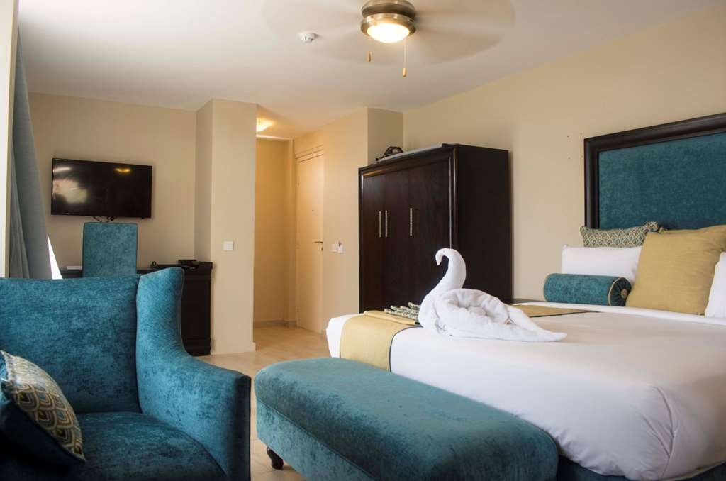 Best Western Plus Accra Beach Hotel - Sea View Guest Room