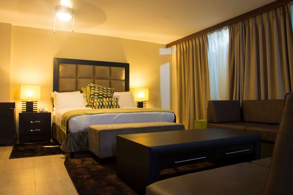 Best Western Plus Accra Beach Hotel - Family Room