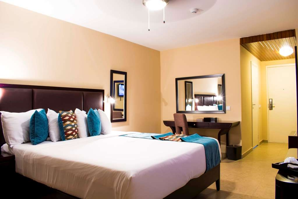 Best Western Plus Accra Beach Hotel - Deluxe Guest Room