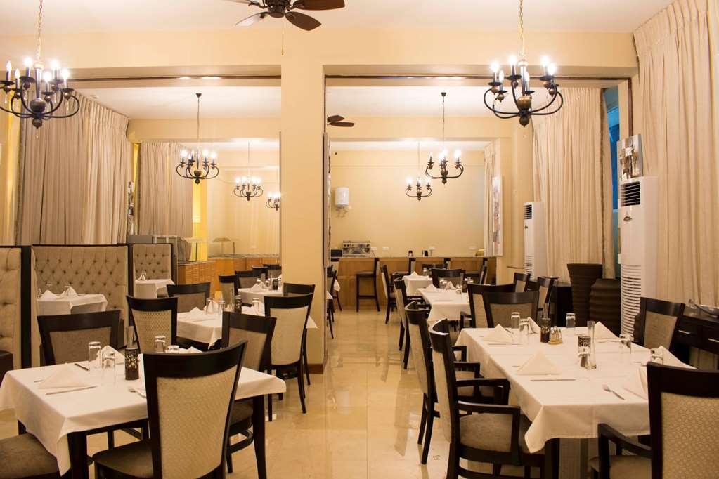 Best Western Plus Accra Beach Hotel - Restaurant / Etablissement gastronomique
